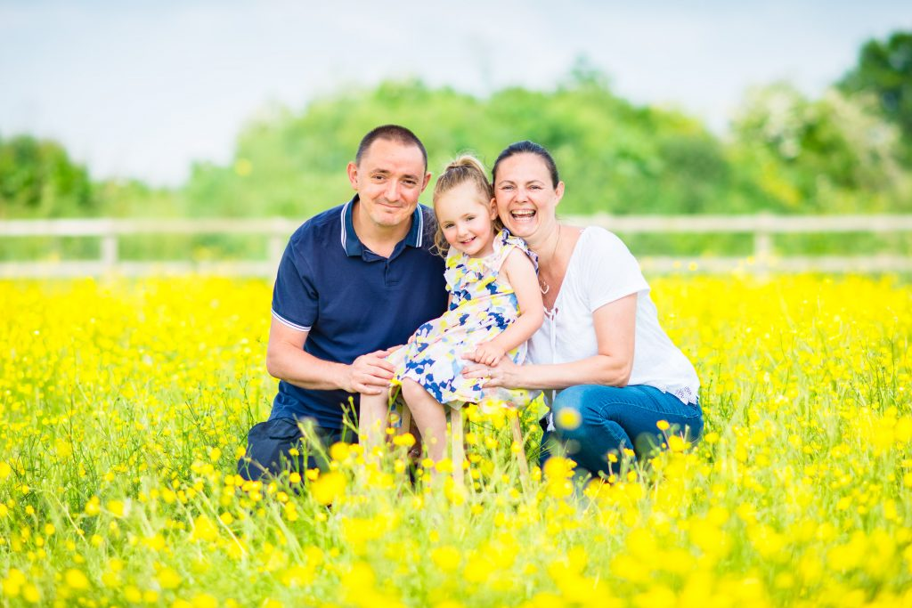Summer family photo shoot in Essex with Belinda Grant Photography