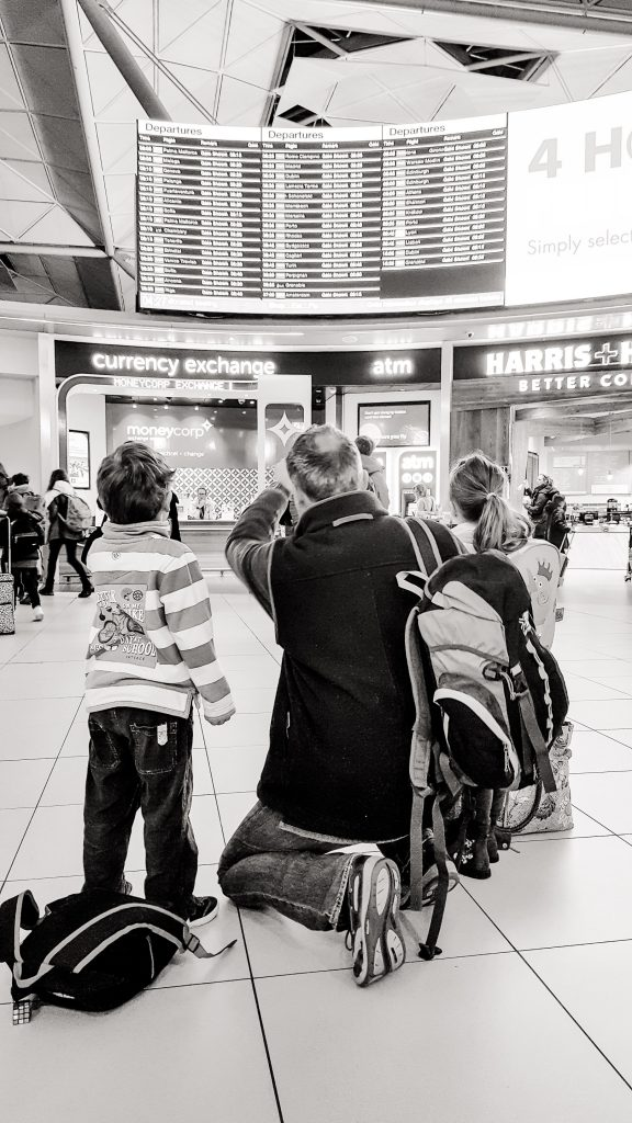 Airport. Belinda Grant Photography