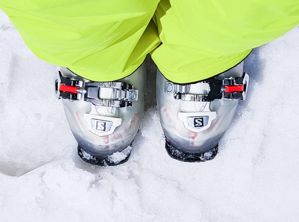Ski boots. Belinda Grant Photography