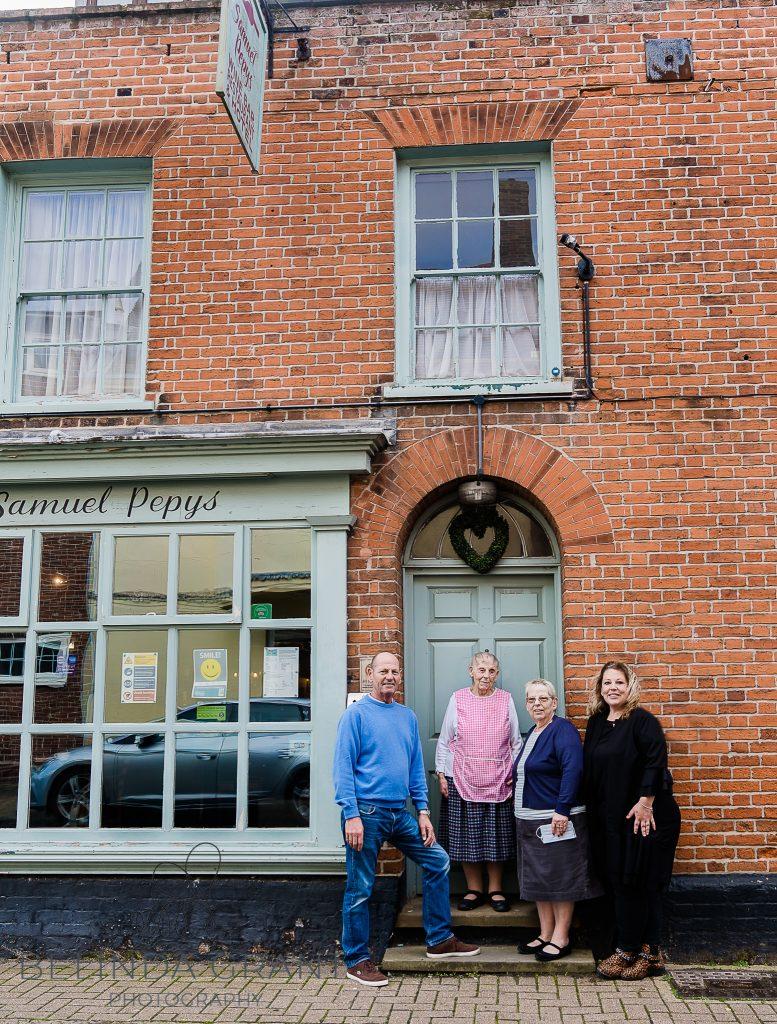 Samuel Pepys Restaurant Harwich, Essex.