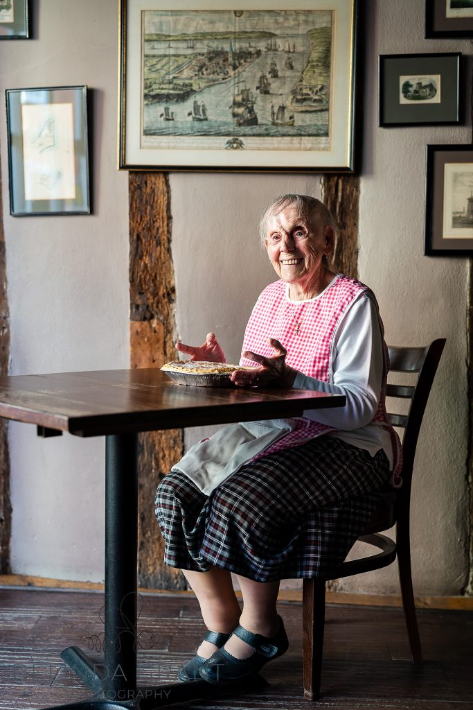 Flo Osborne. Harwich Community Hero Coronavirus(Covid19). Essex photographer Belinda Grant Photography